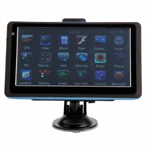 "7"" Inch 4GB TF LCD Touch Screen Car GPS Navigation Navigator USA Canada Map"