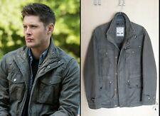 Dean Winchester Supernatural Esprit Jacket Jacke Grün Green Prop L