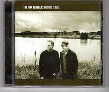 (HG694) The Finn Brothers, Everyone Is Here - 2004 CD