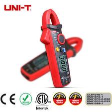 UNI-T UT210E Digital Handheld Clamp Multimeter Tester DMM Voltmeter AC DC Meter