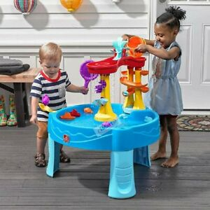 Step 2 Archway Falls Water Table Kids Water Play Table With Accessory