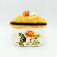 Vintage 1978 Sears Merry Mushroom Napkin Holder Sears, Roebuck and Co RARE