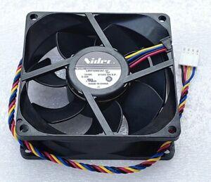 NIDEC L80T12NS1A7-57 12V 0.38A 8025 8CM PWM 4PIN Cooling Fan