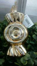 brocante Bola para árbol de Navidad Shabby Chic Vintage Adorno BRILLO