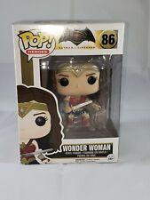 Batman v Superman Funko POP Movies Wonder Woman Vinyl Figure #86