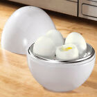 Ball Shape Microwave 4-6 Eggs Cooker Hard Boiled Boiler Kitchen Tools Optimal
