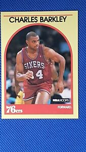 Charles Barkley 1989 NBA Hoops Super Stars #73