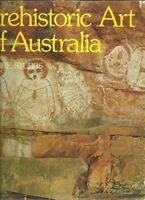 PREHISTORIC ART OF AUSTRALIA by DACRE STUBBS 1974 First Ed Hc ABORIGINAL COLOUR