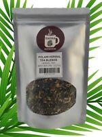 Polari Tea Blend Tisane Herbal Tea 100% Natural