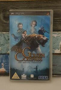 Sony PSP Playstation Portable The Golden Compass The Official Video Game