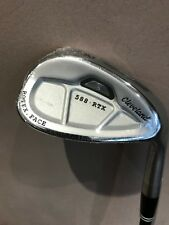 SALE £39.99 CUSTOM NEW CLEVELAND 588 RTX ROTEX FACE WEDGE 52 DEGREE GRAPHITE