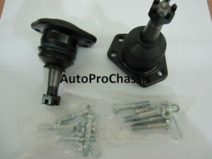 2 FRONT LOWER BALL JOINT CHEVROLET LUMINA 90-01 MONTE CARLO 95-99