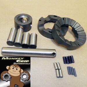 MONKEY GRIP LUNCHBOX LOCKER - FITS FORD 8 or 9 inch - 28 or 31 SPLINE - TRUCK