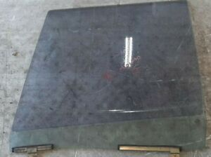 83-91 Mitsubishi Montero Driver Left Front Door Movable Large Window Glass