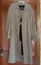 Ralph Lauren trench coat Men's 42 R Pre-Owned Nice