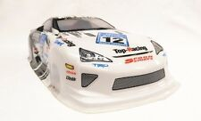 1/10 RC Car 190mm Body Shell Lexus LFA Drift Tamiya TT01 HPI TRD YOKOMO