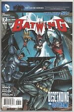 Batwing : DC Comic book #7 : The New 52 Collection