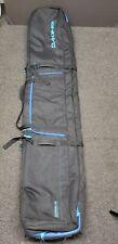 Dakine 185 Snowboard Luggage Bag, Black/Blue