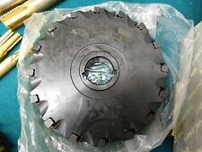 "New Valenite VMM 50-4-0816 RA  50 Series Side Mill 8.0"" Diameter"
