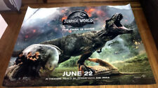 Jurassic World Fallen Kingdom 5FT SUBWAY MOVIE POSTER #1 2018 Jurassic World 2