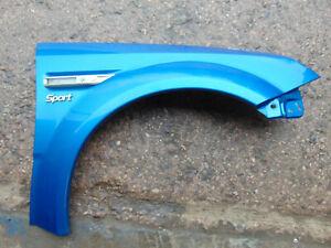 Vauxhall Tigra B Mk2 04-09 Driver right front wing quarter panel Blue Z42T