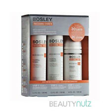 Bosley Bos Revive Starter Pack (Kit) for Visibly Thinning Color-Treated Hair