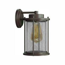 Home Decorators Collection Joelle Collection Antique Bronze Outdoor Wall Lantern