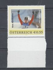 Austria Personalized Brand Nordic Combination For Gottwald (MNH)