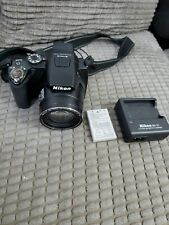Nikon COOLPIX P100 10.3MP Digital Camera - Good Condition