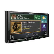 Pioneer Car In Dash DVD Receiver Touchscreen Multi Language display Bluetooth