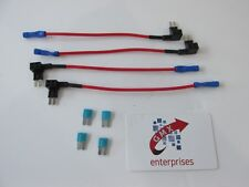 4 piggy back fuse add a circuit micro 2  blade fuse holder
