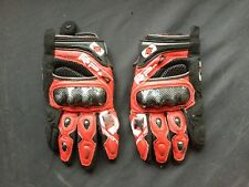 USED Oxford RP-4 Short Sports Mesh Vented Breathable Motorbike Motorcycle Gloves
