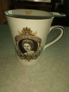 Queen Elizabeth II Silver Jubilee Cup 1977
