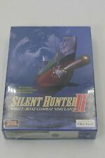 Silent hunter 2 II BOX PC GAME SEALED