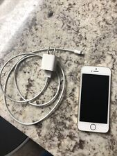 Apple iPhone SE 1st Gen - 64GB - Gold - ATT Plz See Note On Condition Of Phone