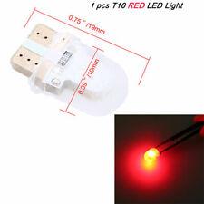 T10 COB Silicone Shell LED COB Car Truck Light Interior Red LED Light Lamp Bulb