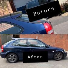 Honda Civic EK / EJ Tail Spoiler Lift Kit