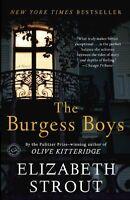 The Burgess Boys: A Novel by Elizabeth Strout