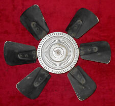 "1968-1973 Lincoln Continental Mark III Mark IV ORIG 460 6-BLADE 19"" CLUTCH FAN"