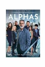 Alphas: Season 2 Free Shipping