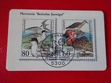 K 638 01.92 Naturschutzbund - Vögel / VOLL (mint)!