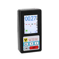 Display Screen Geiger Counter Nuclear Radiation Detector Personal Dosimeter Beta