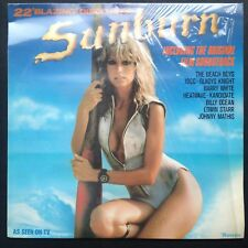 SUNBURN Film Soundtrack LP John Cameron [Extended UK Issue] 10cc Farah Fawcett
