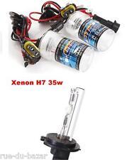 LOT DE 2 AMPOULES XENON HID H7 6000K FEUX DE RECHANGE 35W LAMPE POUR KIT