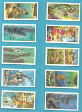 Complete/Full Sets Fish/Sea Collectable Tea Cards