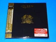 2016 JAPAN QUEEN GREATEST HITS VOLUME 2  SHM MINI LP CD w/BONUS TRACK