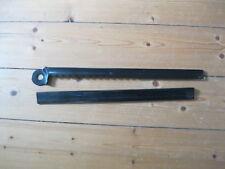 Gurtschiene Schiene von der Drehkonsole T4 Schiene Sicherheitsgurt 38,5 cm !