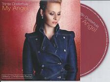 TRIJNTJE OOSTERHUIS - My angel CD SINGLE 2TR CARDSLEEVE 2005 HOLLAND