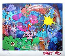 Graffiti Legend  GHOST -Popeye Print- as Seen in Banksy, Cope2