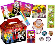 Caja de relleno de Halloween fiesta pre-Trick or Treat partes actividad Bolsas De Regalo